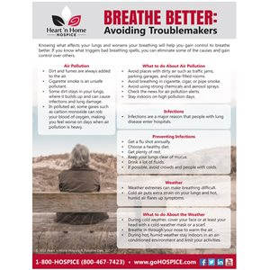 Breathe Better - Avoid Troublemakers