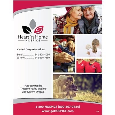 Hospice and Caregiver Resource Guide - Idaho & Oregon